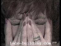 Упражнение для увеличения глаз Кэрол Маджио. Часть 3