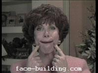 Упражнение на укрепление нижней части лица Кэрол Мадджио. Часть 2