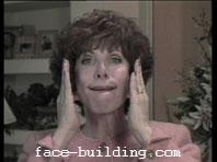 Упражнение на укрепление нижней части лица Кэрол Мадджио. Часть 5