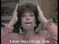 Упражнение на укрепление нижней части лица Кэрол Мадджио. Часть 7