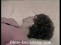 Упражнение на укрепление щеи Кэрол Мадджио. Часть 4