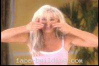 Бодифлекс для лица. Упражнение 2-1