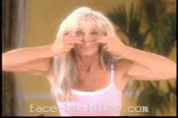 Бодифлекс для лица. Упражнение 3-3